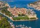 Chorwacja Trogir - starówka