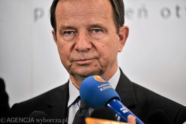 Twarzą PiS w wyborach będzie Władysław Ortyl, marszałek podkarpacki