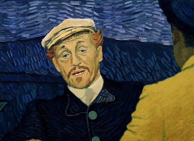 Zdjęcie numer 3 w galerii - Każdą z 65 000 klatek namalowano ręcznie. We wtorek światowa premiera polsko-brytyjskiego filmu