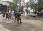 Afganistan: 33 zabitych w zamachu. Państwo Islamskie się przyznaje