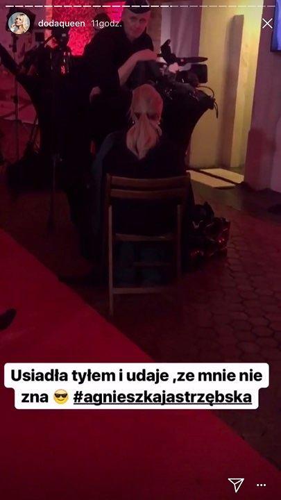 Zdjęcie numer 2 w galerii - Konflikt Dody i Jastrzębskiej trwa od lat. Teraz spotkały się na Telekamerach. Reakcja dziennikarki? Niezbyt dojrzała