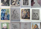 Obrazy zrabowane przez nazist�w? Pierwsze dzie�a opublikowane w internecie