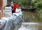 Powodzie w S�owenii, na Chorwacji i w Bo�ni