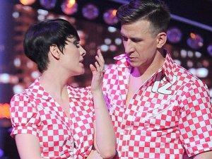 Tatiana Okupnik i Tomasz Bara�ski
