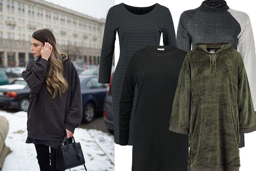 261479e990 Ciepłe sukienki na zimę. Marina ma swoją z Zary