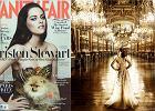 """Kristen Stewart w stylu haute couture w paryskiej sesji dla """"Vanity Fair"""" [ZDJ�CIA]"""