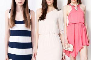 Sukienki z wyprzeda�y do 100 z�