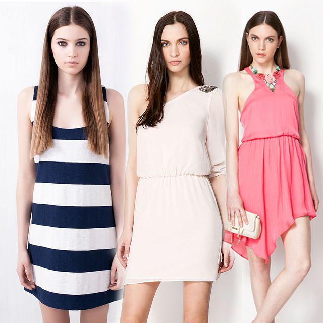Sukienki na lato z wyprzedaży