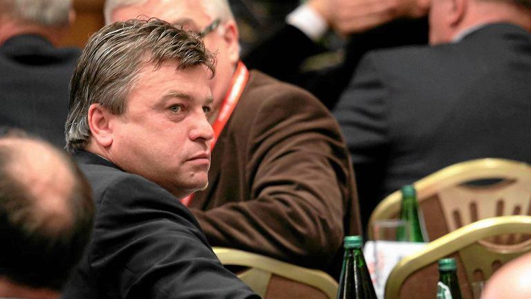 Roman Kosecki, poseł PO