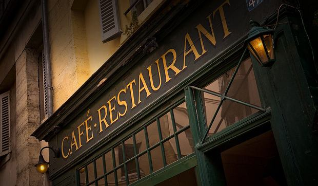 O kawie we Francji
