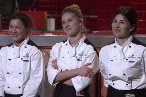 Finalistki Hell's Kitchen 3