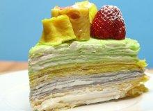 Tort nale�nikowy na Skittlesach - ugotuj