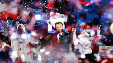 Ostania konwencja Andrzeja Dudy