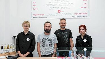 OnigiriBar we Wrocławiu