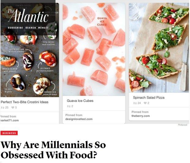 Sk�d ta obsesja millenials�w na punkcie jedzenia?
