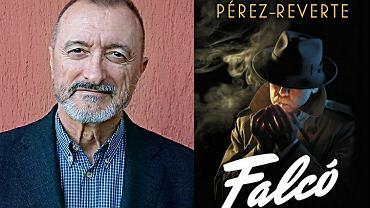 'Falcó', Arturo Pérez-Reverte, przeł. Marzena Chrobak, Znak, Kraków,premiera: 23 maja