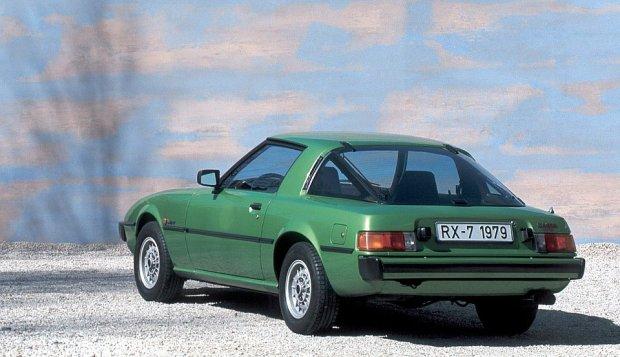 Mazga RX-7 1978 - 1985