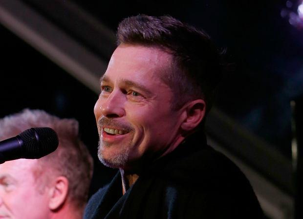 Zdjęcie numer 2 w galerii - Brad Pitt