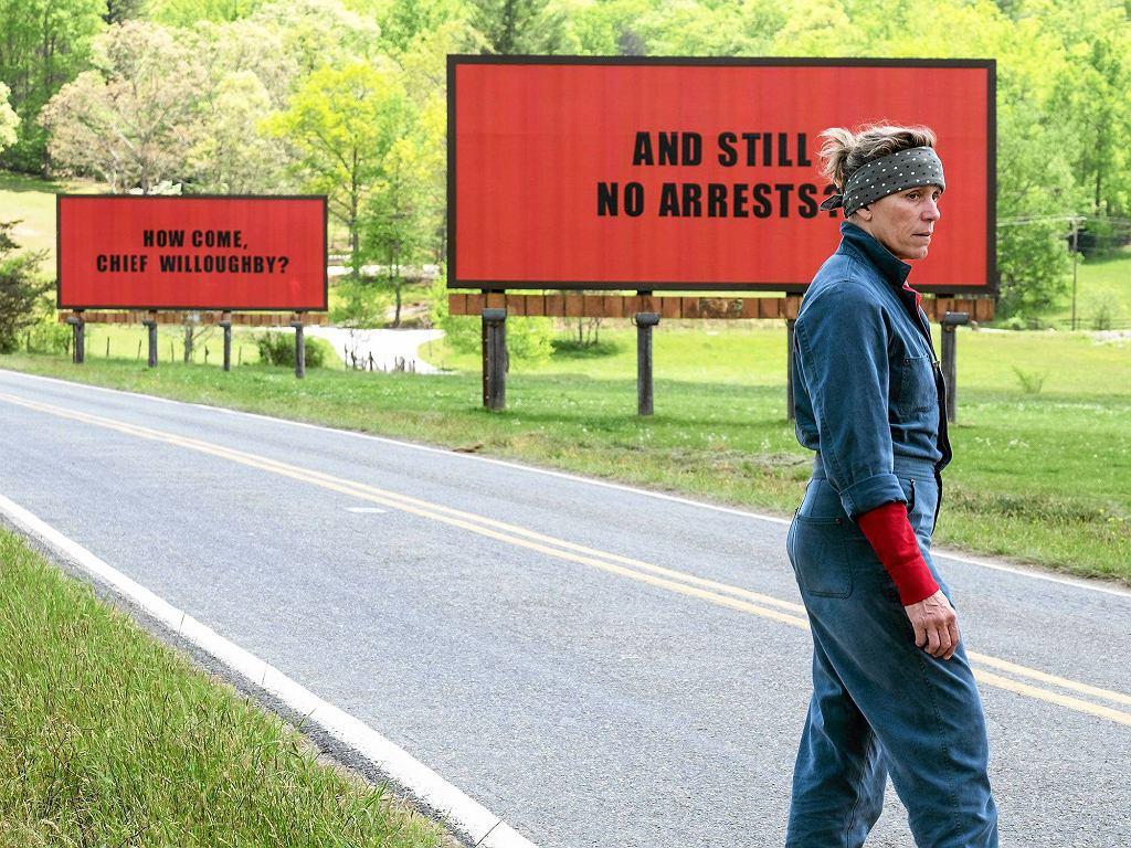 'Trzy billboardy za Ebbing, Missouri' /