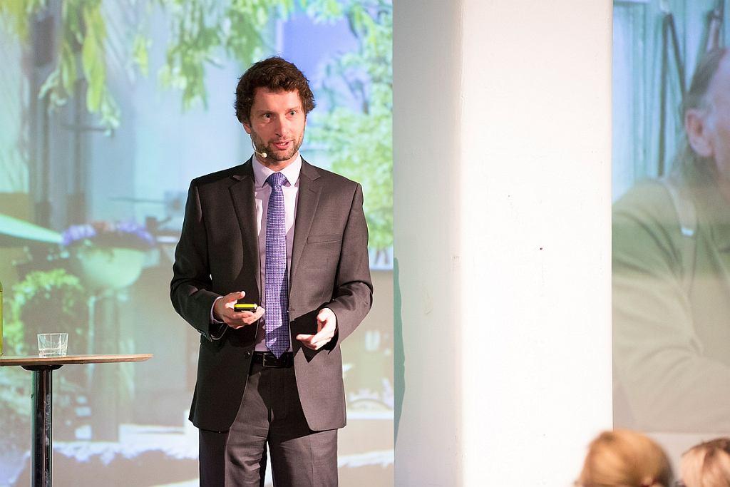 Dr Michal Kosinski (fot. Janis Lukas)