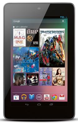 Bitwy na technologicznych wysokościach, tablet, smartfon, apple, samsung, Nexus 7 (tablet): 200 dol