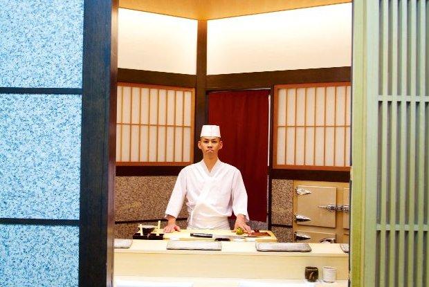 Rzemios�o czy sztuka? - wywiad z Takashi Saito, mistrzem sushi z Tokio
