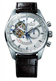 Zegarek z kolekcji Zenith. Cena: 28 410 zł, moda męska, zegarki, kolekcje, Zegarki Zenith: nowa kolekcja
