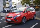 Opel   Zafira  z mocnym dieslem