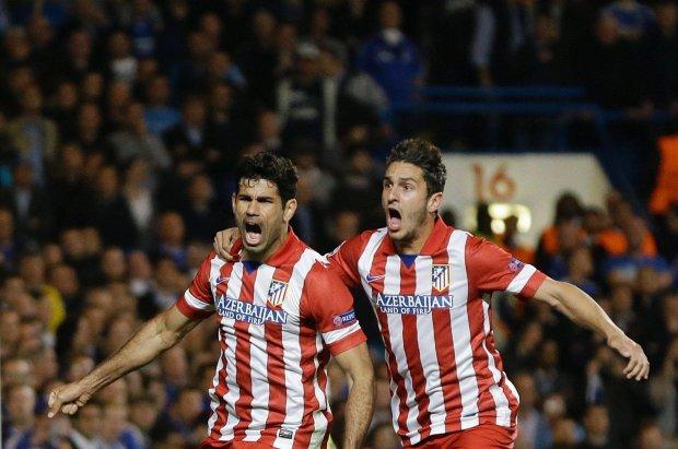 Tak cieszył się Diego Costa