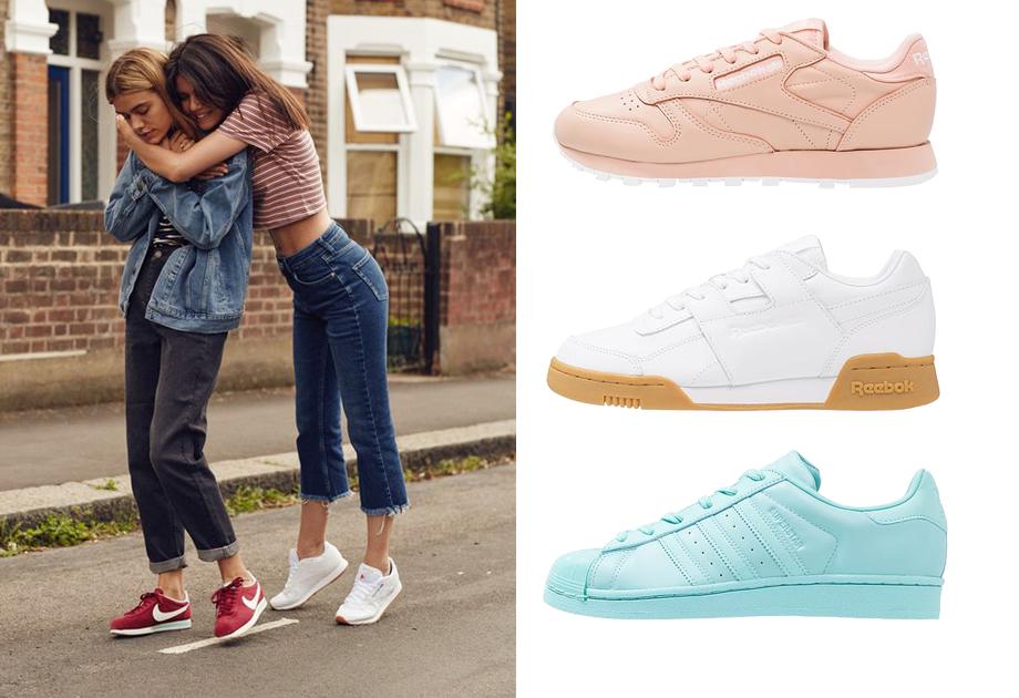 829928c9eda4a5 Retro sneakersy - to za nie kochamy lata 80. i 90! [Przegląd]