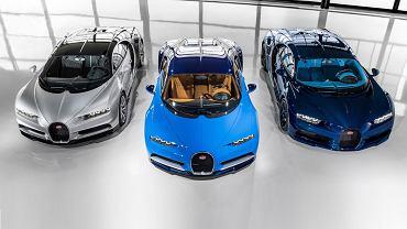 Bugatti Chiron   Ruszyły dostawy