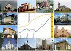 Jak w ciągu dekad wyrastały w Polsce kościoły? [niesamowite wykresy]