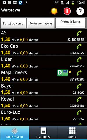 Tagi: top 10, aplikacja, podróże, android, apple, Top 10: aplikacje podróżnicze, Złaptaxi