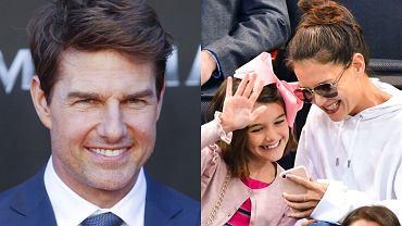 Tom Cruise spotka się z Suri po 5 latach