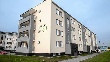 Blok mieszkalny w Bydgoszczy