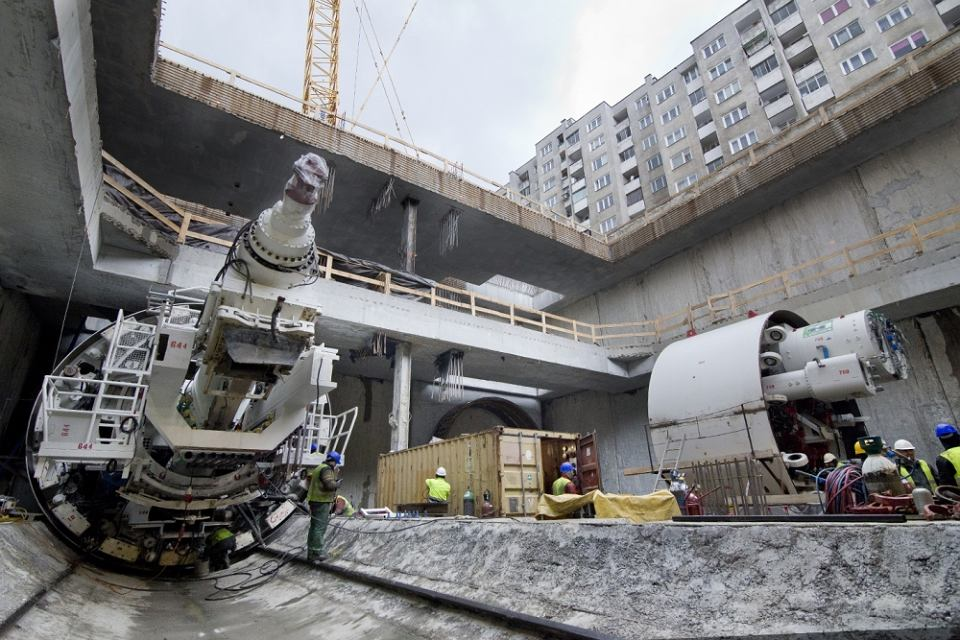 Budowa metra na Targówku