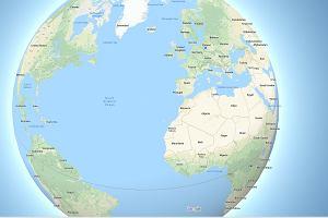 Mapy Google potwierdzają, że Ziemia nie jest płaska. Nowych funkcji jest więcej