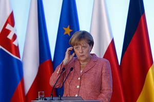 Angela Merkel kontra Deutsche Bank. Kto� w tym pojedynku przegra i raczej nie b�dzie to bank