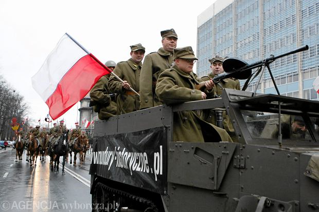 Poznań 2010, ''Korowód niepodległości''