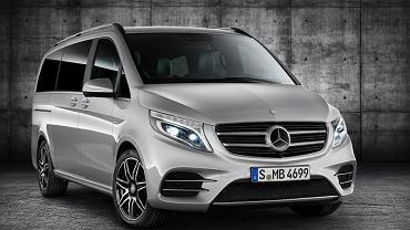 Mercedes klasa V AMG Line