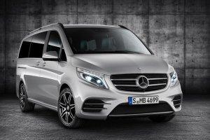 Mercedes klasy V | Jeszcze bardziej ekskluzywna