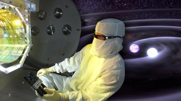 Odkryto fale grawitacyjne. Ich istnienie po raz pierwszy zasugerował Albert Einstein.