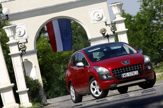 Peugeot 3008 2.0 HDi   Długi dystans
