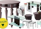Małe i praktyczne stoliki i ławy - ponad 50 propozycji!