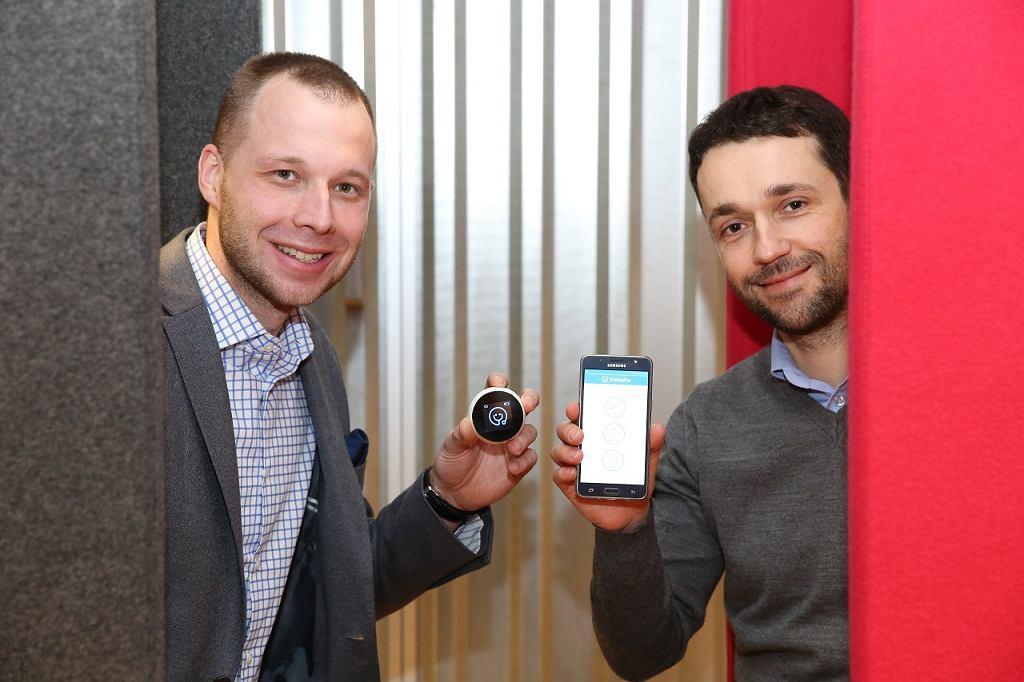 Zdjęcie numer 1 w galerii - Polski startup StethoMe pozyskał 2 mln dolarów na rozwój swojego inteligentnego stetoskopu