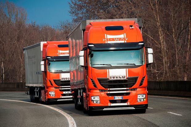Już za pięć lat w Europie mogą pojawić się zautomatyzowane konwoje ciężarówek
