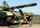 Ukraina. 33 ataki na siły rządowe w Donbasie