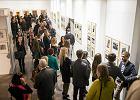 Tłumy w galerii Beksińskiego w Nowohuckim Centrum Kultury