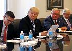 """""""New York Times"""": Rosyjski wywiad chciał wykorzystać najbliższych ludzi Donalda Trumpa"""