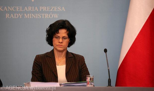 Układała budżet Polski. Hanna Majszczyk odchodzi z Ministerstwa Finansów